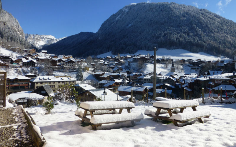 New Year in Morzine or Les Gets