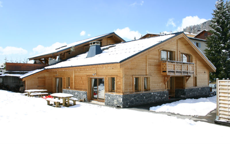 Special offers at Chalet Martinet, New Year
