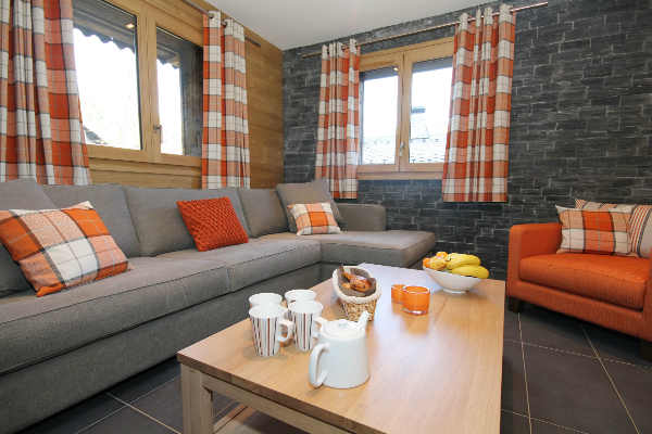 Petit Sapin, central Morzine apartment