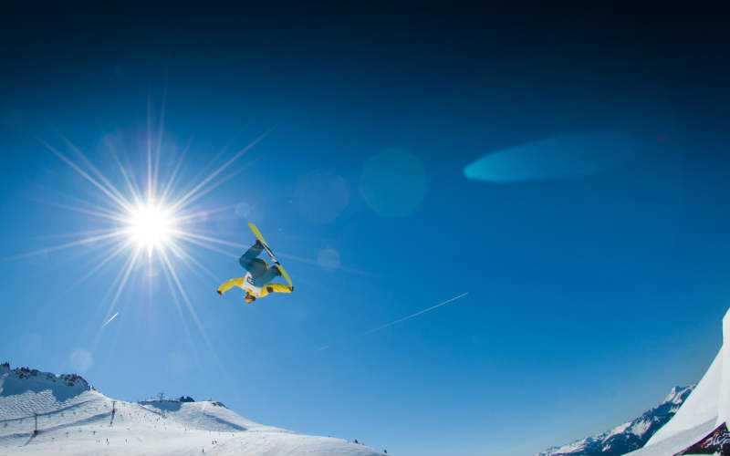 Snowboarding holidays in the Portes du Soleil