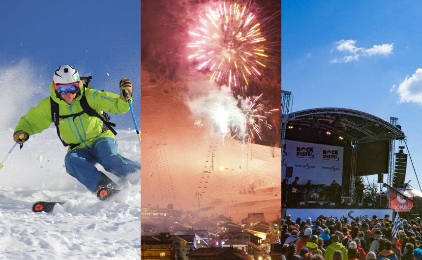 Winter Sports and Activities in Morzine and Les Gets