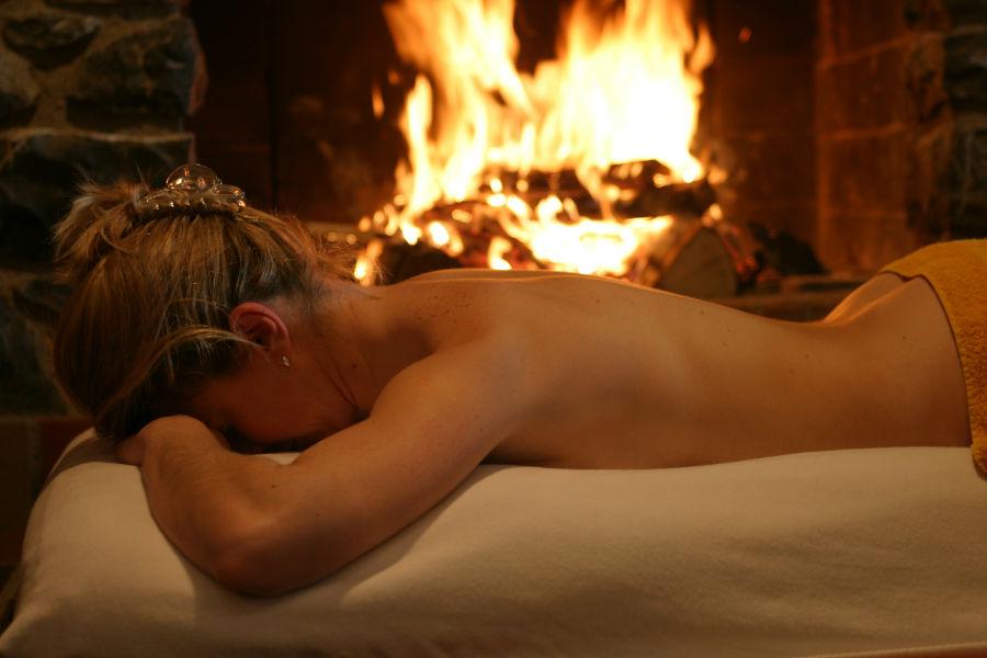 Morzine massage and spa treatments