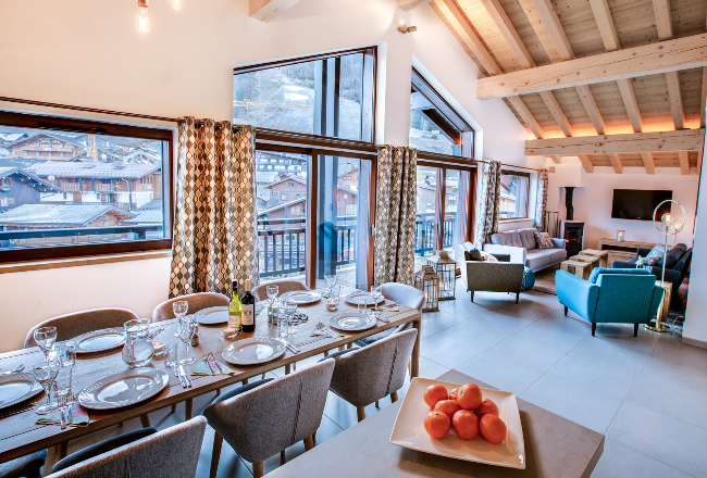 Catered Ski Holidays in Morzine and Les Gets