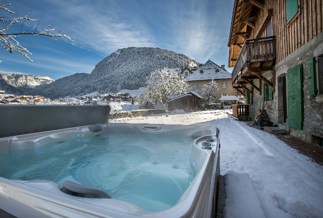 Self Catered Ski Holidays in Morzine and Les Gets